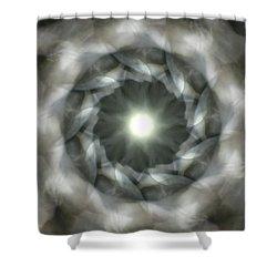Ancient Light II Shower Curtain by Lisa Lipsett