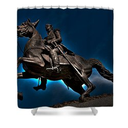 Andrew Jackson Shower Curtain