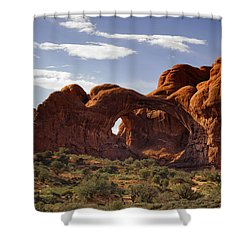 Arches National Park Shower Curtain