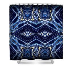 Art Series 5 Shower Curtain by J D Owen