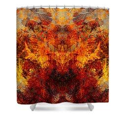 Autumn Glory Shower Curtain by Christopher Gaston