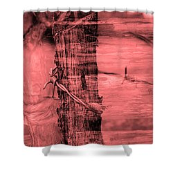 Barbed Wire Shower Curtain by Tommytechno Sweden