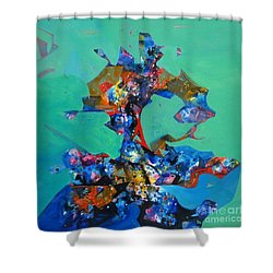 Beauty Of Nature Sold Out Shower Curtain by Sanjay Punekar