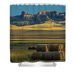 Bluff Country Shower Curtain by Paul Freidlund