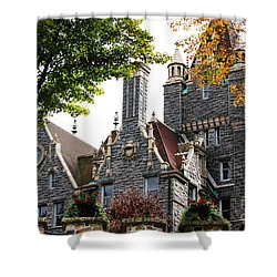 Boldt Castle Shower Curtain