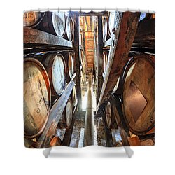 Bourbon Warehouse Shower Curtain