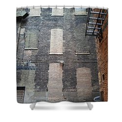 Brickovers Shower Curtain