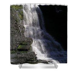 Burgess Falls Shower Curtain