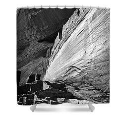 Canyon De Chelly Shower Curtain by Steven Ralser