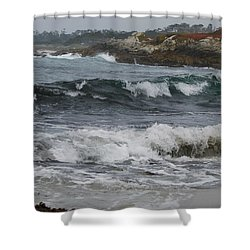 Carmel Original Photo Shower Curtain