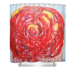 Change Your Heart Shower Curtain