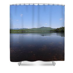 Chororua  Lake Shower Curtain