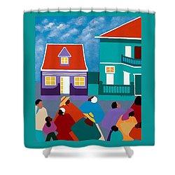 Curacao Dreams II Shower Curtain