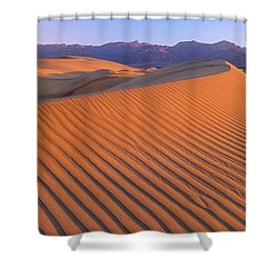 Death Valley National Park, California Shower Curtain by Panoramic Images