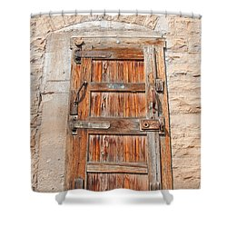 Door Series 1 Shower Curtain