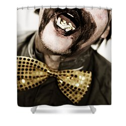 Dose Of Laughter Shower Curtain
