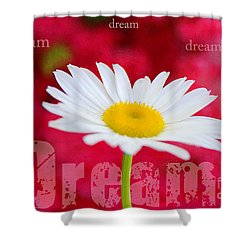 Dream Shower Curtain by Darren Fisher