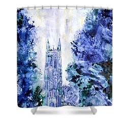 Duke Chapel Shower Curtain