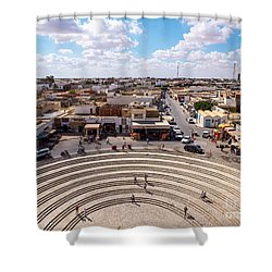 El Djem Shower Curtain