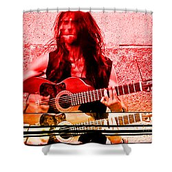 Estas Tonne Shower Curtain