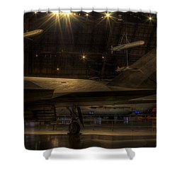 F-117 Stealth Fighter Shower Curtain