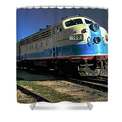 Fillmore 100 Shower Curtain