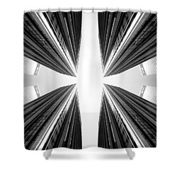 6th Ave Shower Curtain