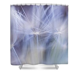 Fluffy Shower Curtain