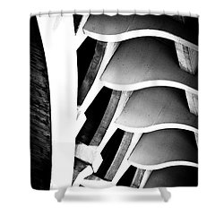Fractal Ford Shower Curtain