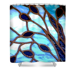 Gettysburg College Chapel Window Shower Curtain