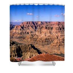 Grand Canyon Shower Curtain by Lynn Bolt
