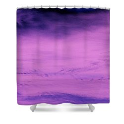 Shower Curtain featuring the photograph Gravity Pull by Jamie Lynn