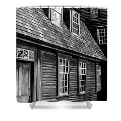 Hartwell Tavern 4 Shower Curtain
