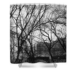 Henley Street Shower Curtain