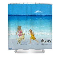 Holiday Fun Shower Curtain