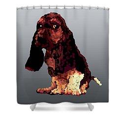 I'il Jill  Shower Curtain