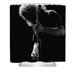 Jerry Sillow Shower Curtain