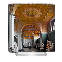Kopenhavn Carlsberg Glyptotek 08 Shower Curtain