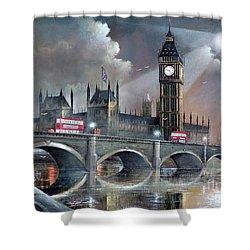 London Pride Shower Curtain