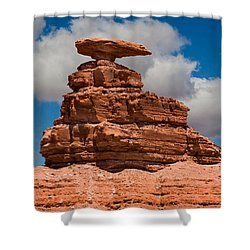 Mexican Hat Rock Shower Curtain