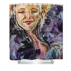 Monroe Shower Curtain by Lucy Matta - LuLu