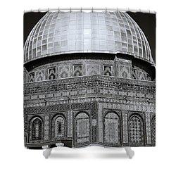 Jerusalem Mosaic Shower Curtain