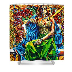 Muse  Summer Shower Curtain