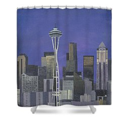 'my Brother' Shower Curtain