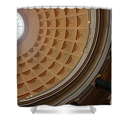 National Gallery Of Art Dome Shower Curtain