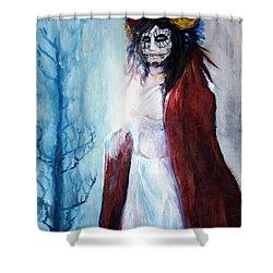 November Shower Curtain
