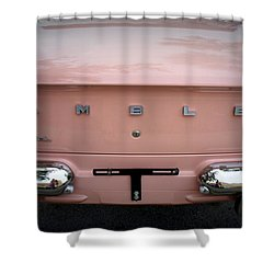Shower Curtain featuring the photograph Pretty In Pink by Laurie Perry