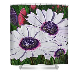 Purple Punch Shower Curtain