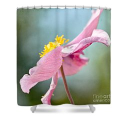 Reaching For The Sky  Shower Curtain by Kerri Farley