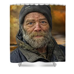 Rob Shower Curtain